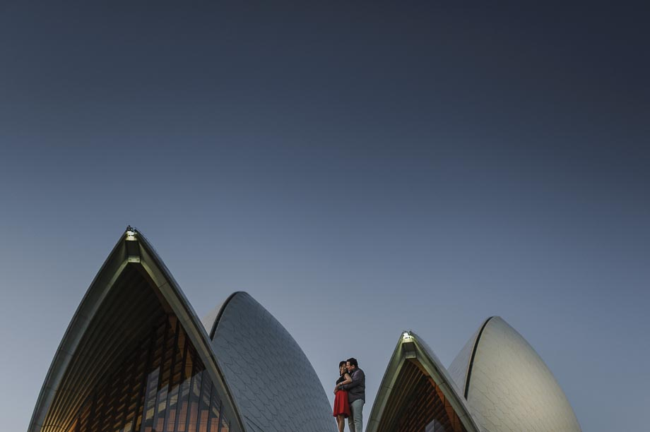 mika and jan pre wedding photography sydney opera house sydney