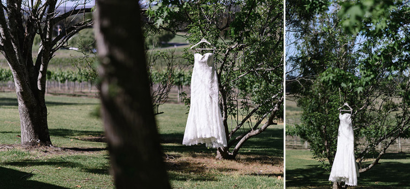 brides-wedding-dress-haning-in-tree
