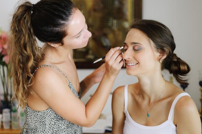 bride-having-makeup-applied