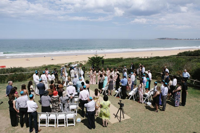 wedding-on-narrabeen-beach