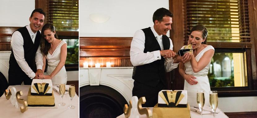 bride-groom-cutting-wedding-cake