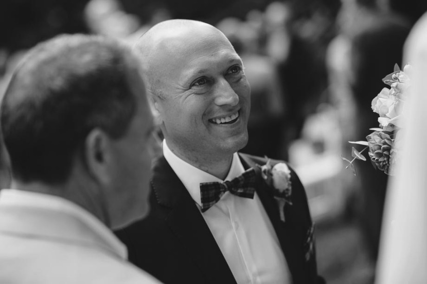 groom-smiling-after-wedding-ceremony