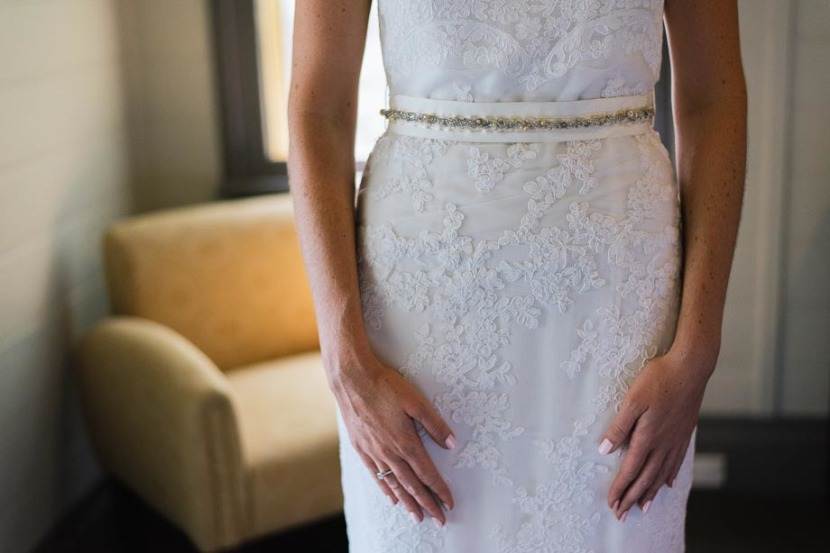 close-details-of-wedding-dress