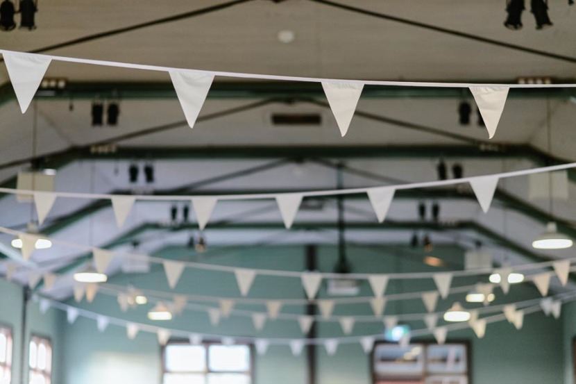 flags-at-wedding-reception-q-station