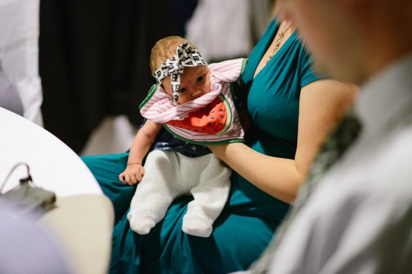 young-baby-at-wedding-reception