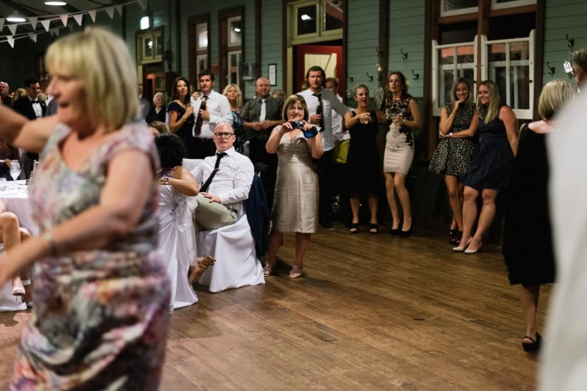 woman-taking-photo-of-bridal-waltz