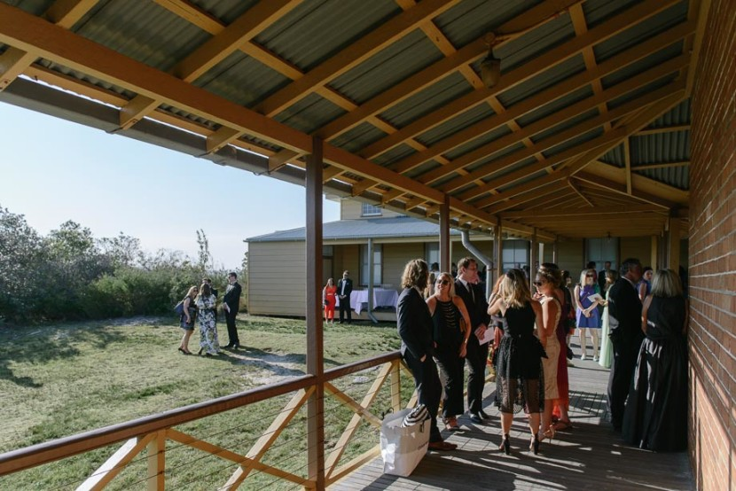 wedding-guests-at-manly-q-station