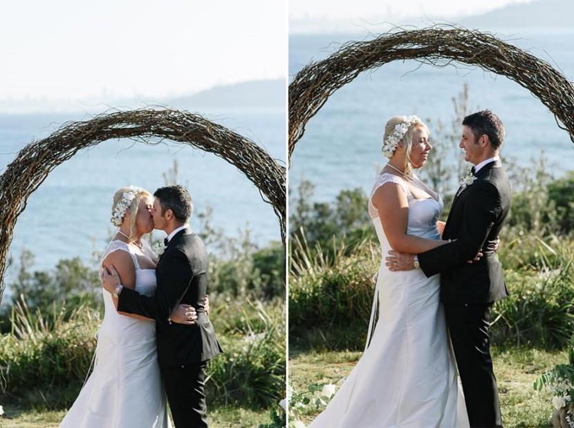 bride-groom-first-kiss