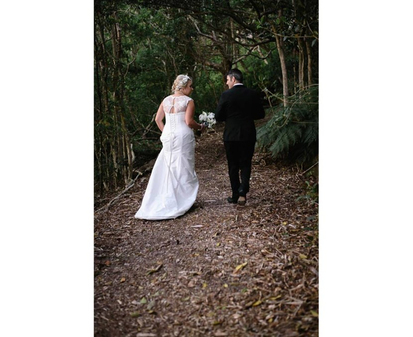 bride-groom-walking-in-bush