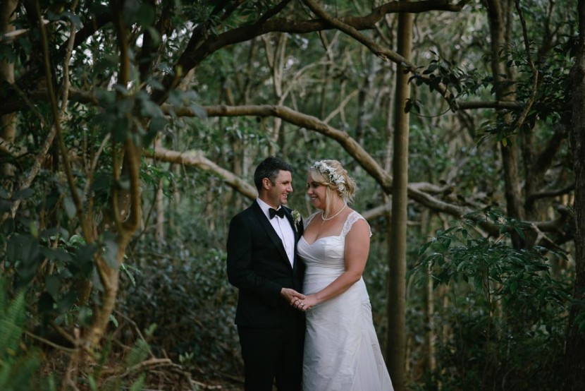 bride-groom-portrait-in-bush