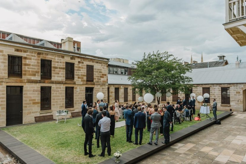 guests-gather-for-wedding-sydney-mint