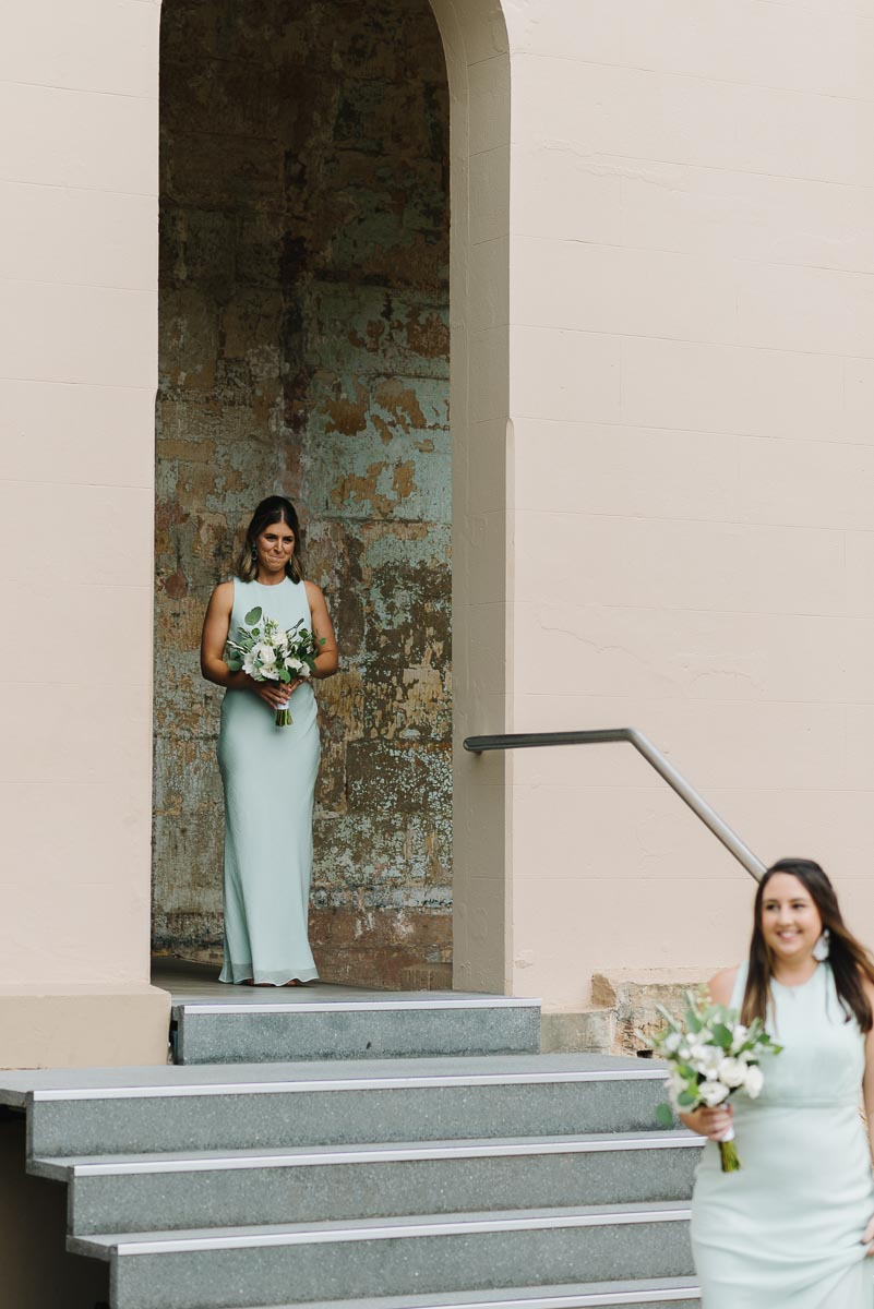bridesmaids-enter-ceremony-sydney-mint-wedding