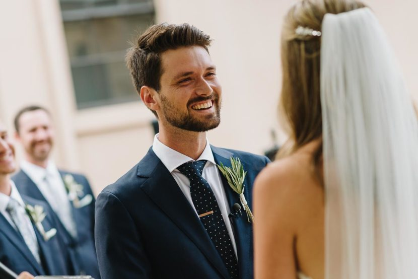 laughing-groom-at-sydney-mint-wedding