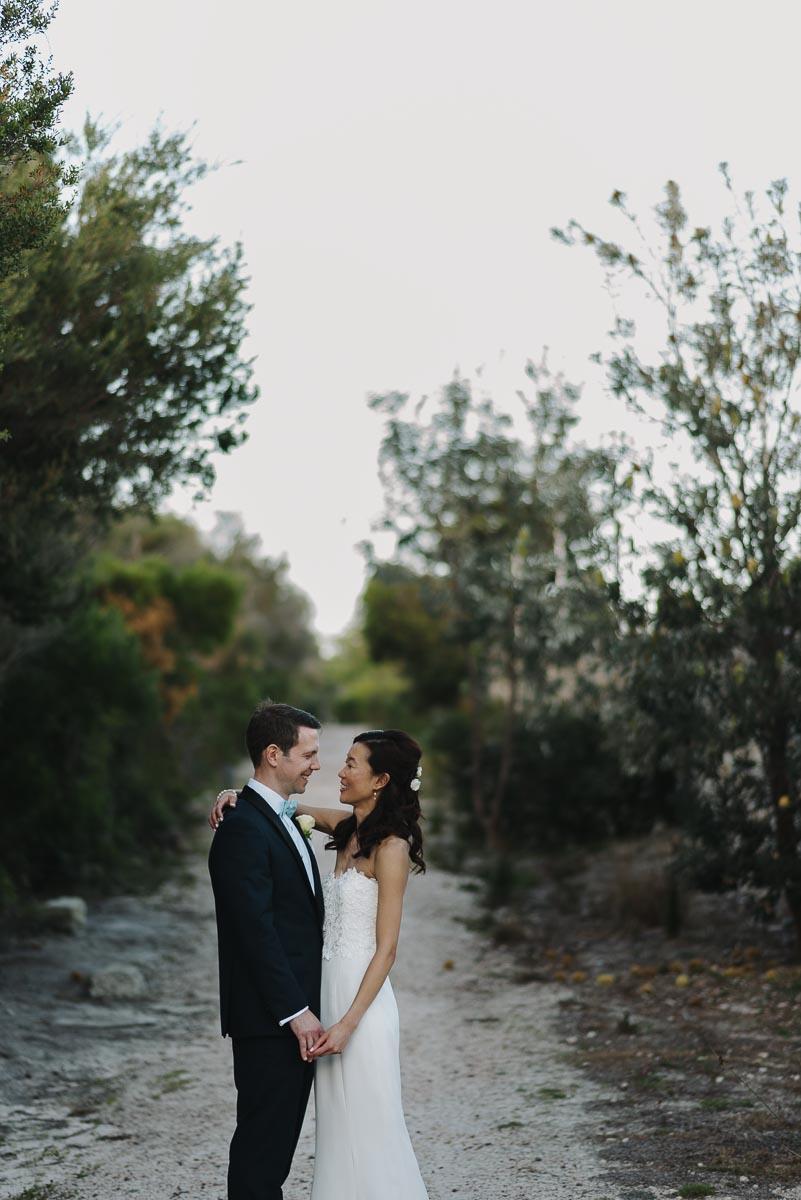 bride-groom-wedding-portrait-north-head-sydney