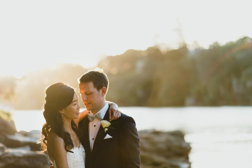 wedding-portrait-collins-beach-sunset