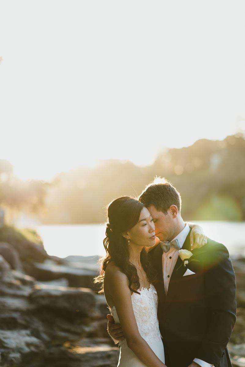 wedding-portrait-collins-beach-sunset